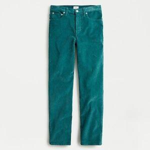 J. Crew Vintage Corduroy Straight Pant